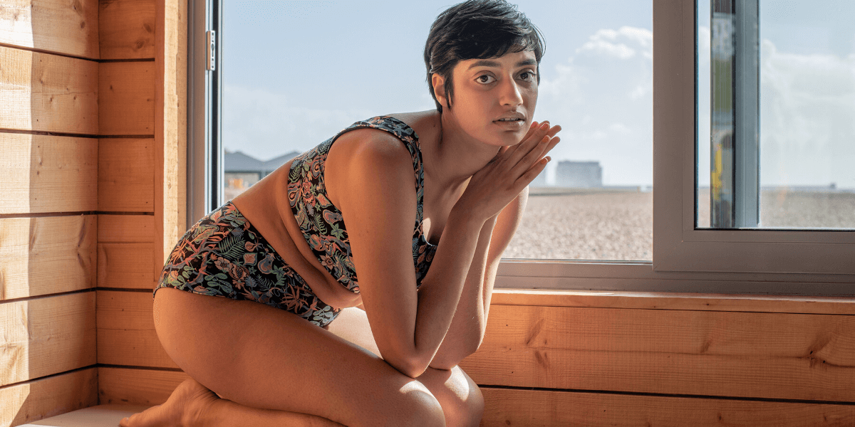 Deakin and Blue - Body Stories - Ameera - Cancer Survivor, Model, Woman of Colour