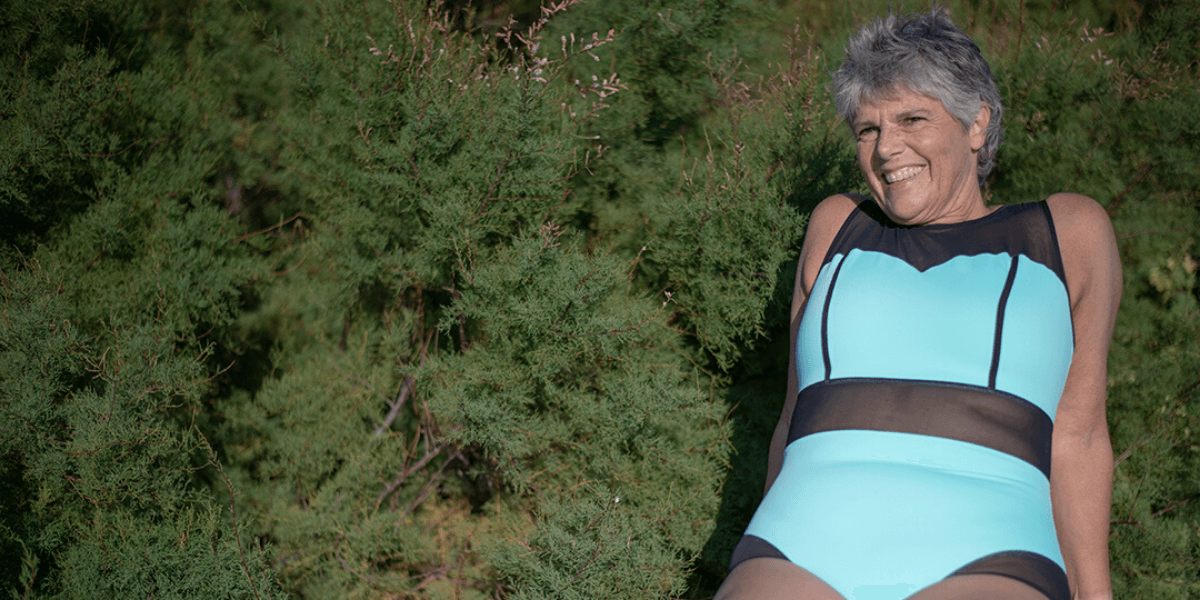 Deakin and Blue - Body Stories - Melanie - Outdoor Swimmer, Anorexia, Body Confidence