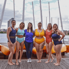 Deakin and Blue SUP Yoga Outdoor Swimming Best of 2019