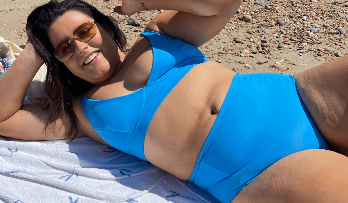 Deakin and Blue - Body Stories - Charlotte Emily Price - Body Acceptance - Body Image - Healthy Happy Body - Sustainable Swimwear