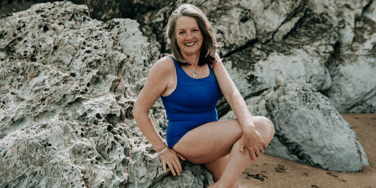 Deakin and Blue - Body Stories - The Bluetits - Osteoporosis - Loss - Breast Cancer - Sustainable Swimwear - Nic