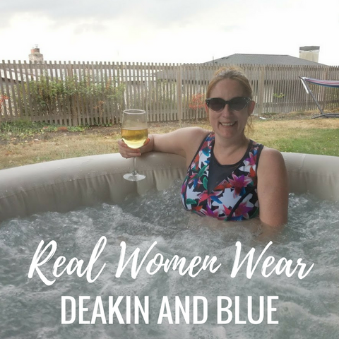 Deakin and Blue Real Women Sarah