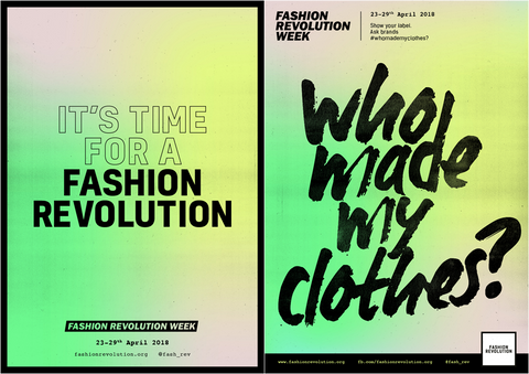 Who Made My Clothes Fashion Revolution