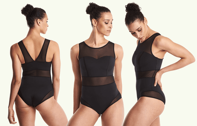 Signature Swimsuit Black - Hepburn
