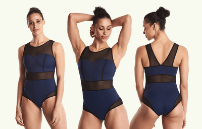 Signature Swimsuit Navy - Hepburn