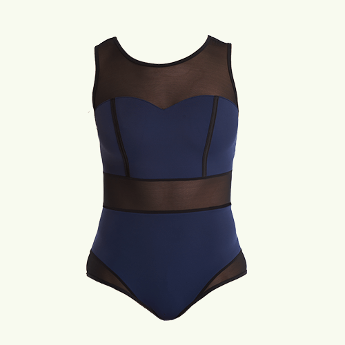 Signature Swimsuit Navy - Hendricks