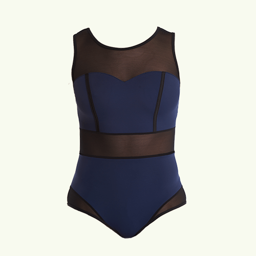 Signature Swimsuit Navy - Monroe
