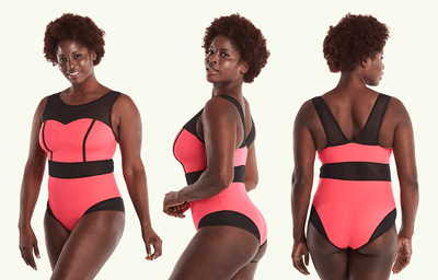 Signature Swimsuit Coral - Hendricks