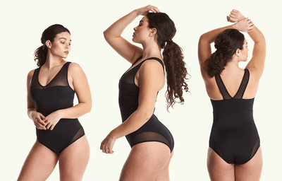Essential Swimsuit Black - Monroe