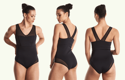 Essential Swimsuit Black - Hepburn