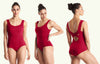 X-Back Swimsuit Scarlet - Hepburn