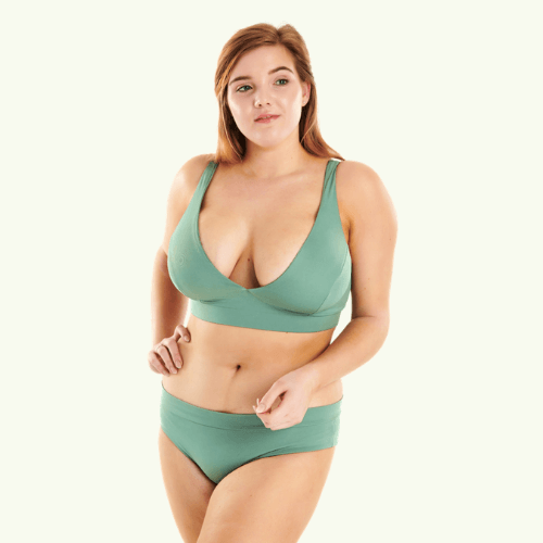 Plunge Bikini Set Willow - Hendricks