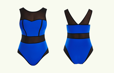 Signature Swimsuit Cobalt - Hendricks