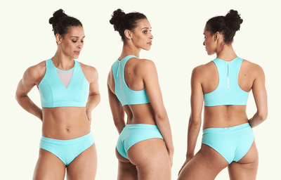 Swimbra Bikini Set Mint Blue - Hepburn