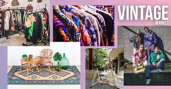 Next Vintage Market this Saturday