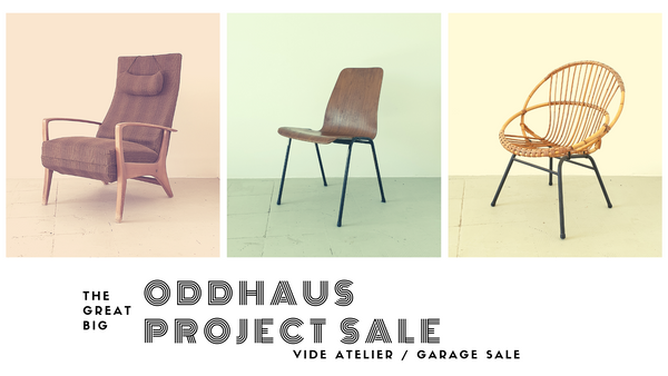 The great big Oddhaus Project Sale