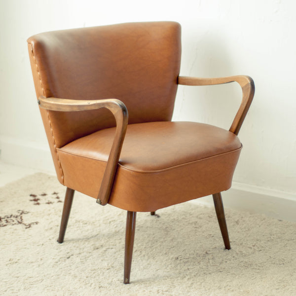 Oddhaus Vintage Furniture Luxembourg Cocktail Chair