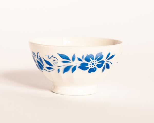§ Assorted French Cafe au Lait Bowls (Sarreguemines Digoin)
