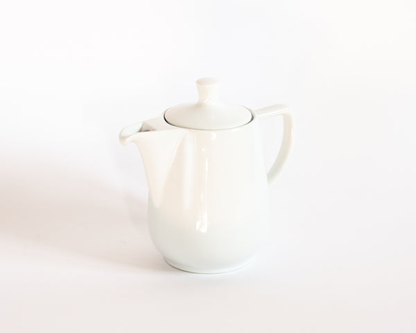 White Melitta Tea / Coffee Pot