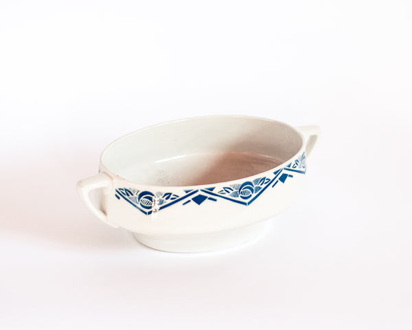 Rustic French Serving Bowl