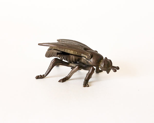 § Brass Fly Figurine