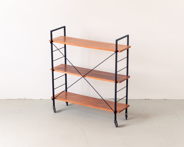§ String/Tomado Style Rolling Shelf