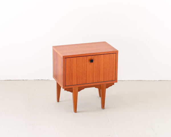 § 1960's Vintage Bedside Table