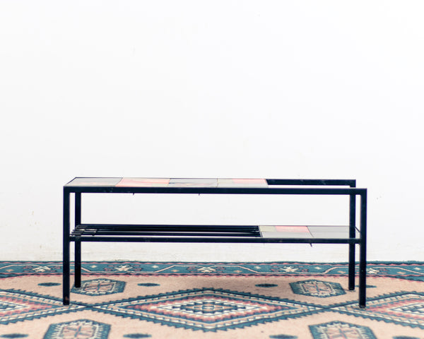 1970's Retro Tiled Coffee Table