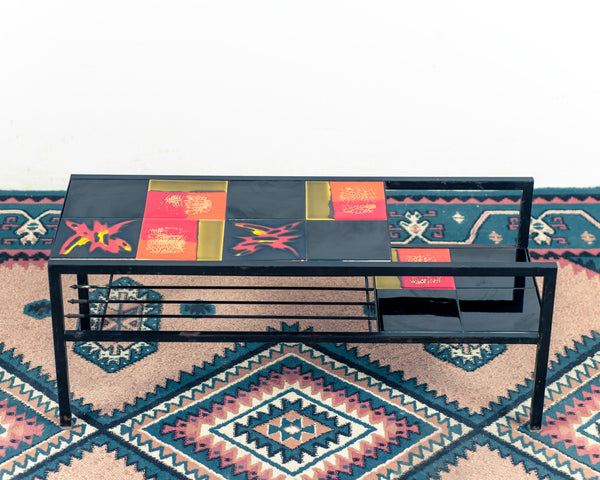 §1970's Retro Tiled Coffee Table