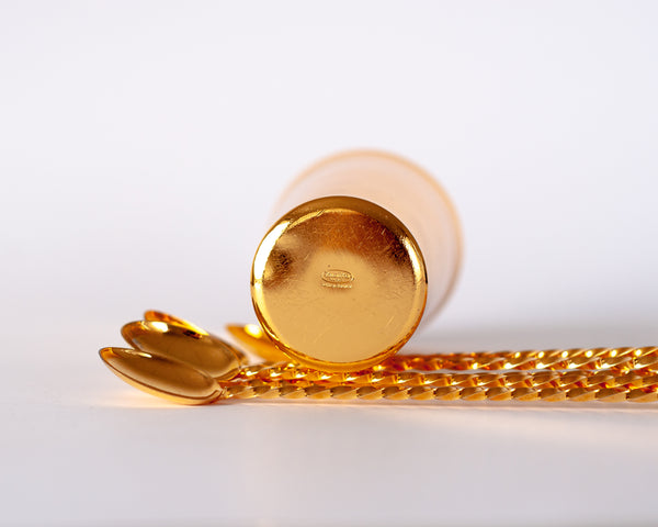 §Gold Cocktail Spoons- Set of 6