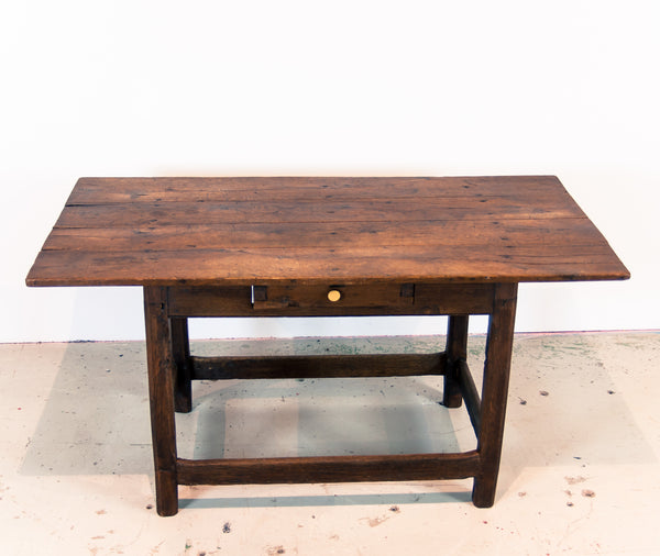 Antique Farmhouse Console Table