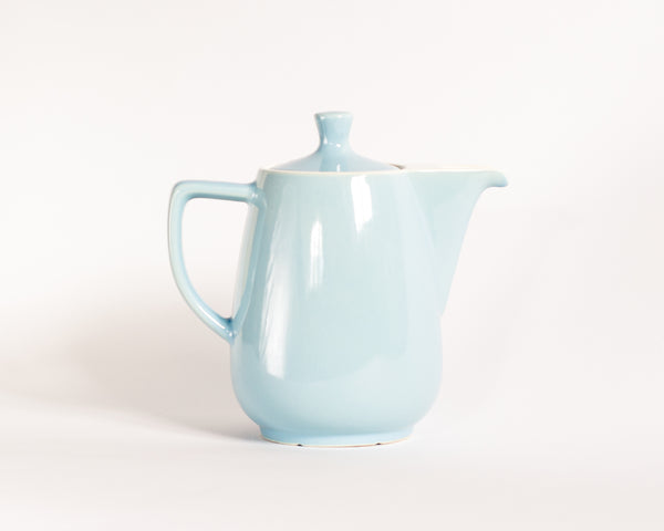 Blue Melitta Coffee Pot