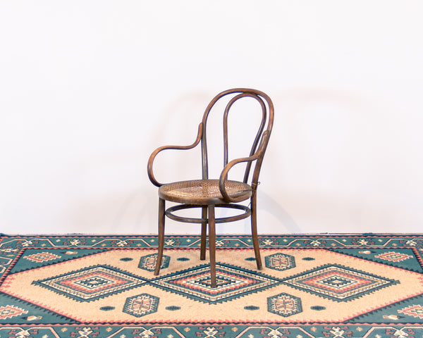 Vintage Thonet Style Armchair