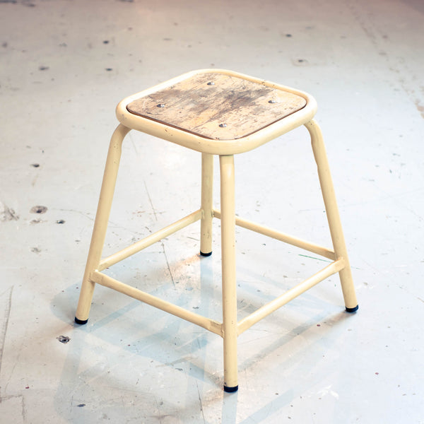 Oddhaus Vintage Furniture Luxembourg Industrial Atelier Stools