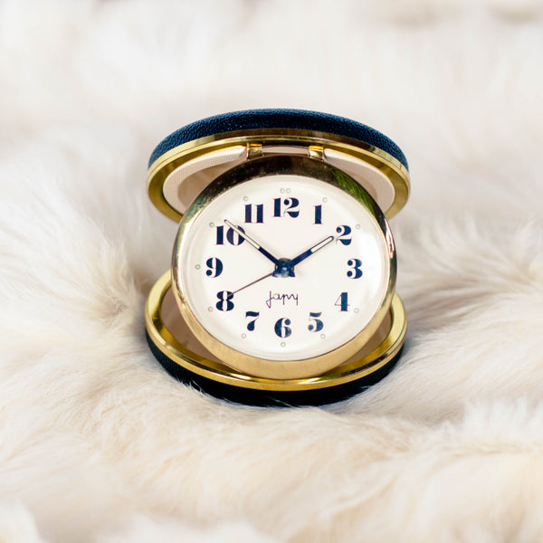 Oddhaus Vintage Decoration Luxembourg - Japy Travel Alarm Clock