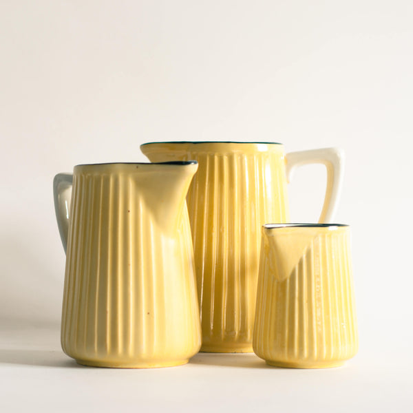 French Country Farmhouse Pitcher Set