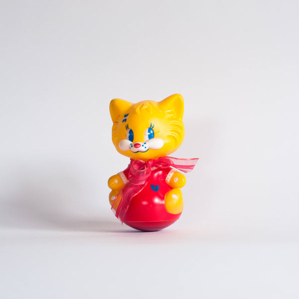 § French Roly Poly Cat Doll