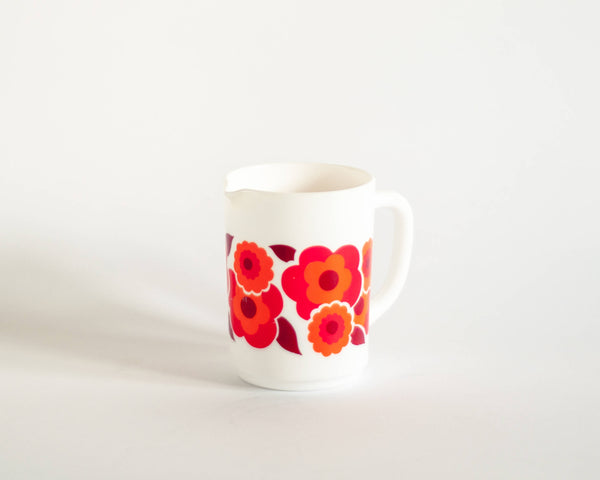 § Arcopal Lotus 70s Flower Power Pitcher