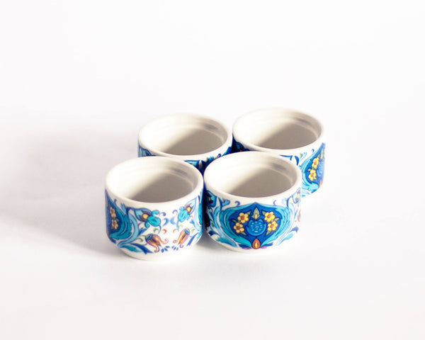 § Villeroy & Boch Izmir Egg Cups - Set of 4