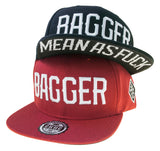 BAGGER snap back hat