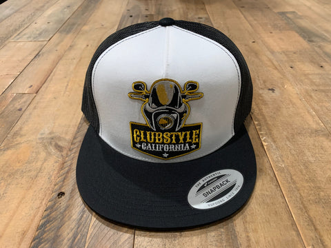 CLUBSTYLE CALIFORNIA trucker hat