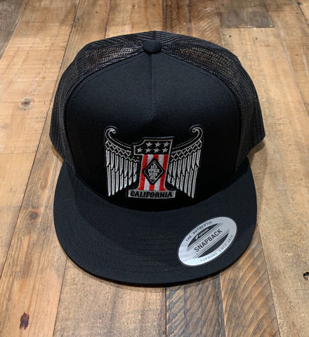 FLYONE trucker hat
