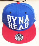 NEW DYNA HEAD snap back hat (new)