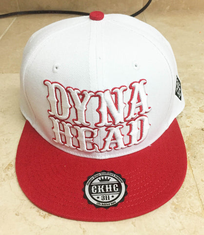 OLD DYNA HEAD snap back hat (original)