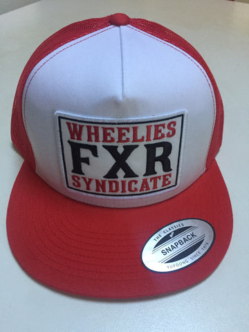 FXR trucker hat