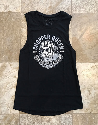 DYNA BABE tank top