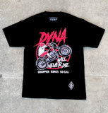 DYNA WILL NEVER DIE t-shirt
