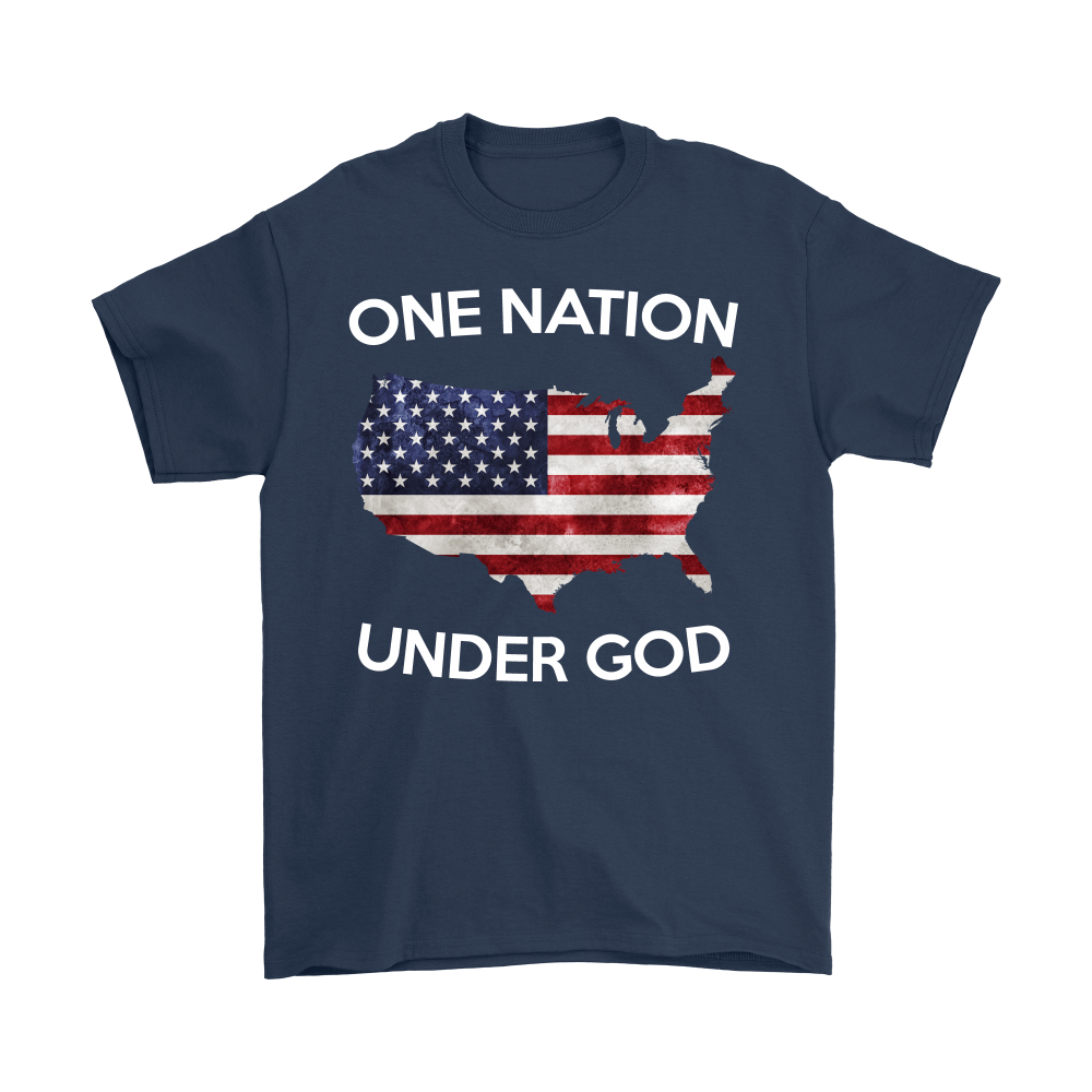 "thesis nation under god Under this flawed auspice, the  purging prayer from schools and ousting ""under god"" from the  america wasn't founded as a christian nation and."