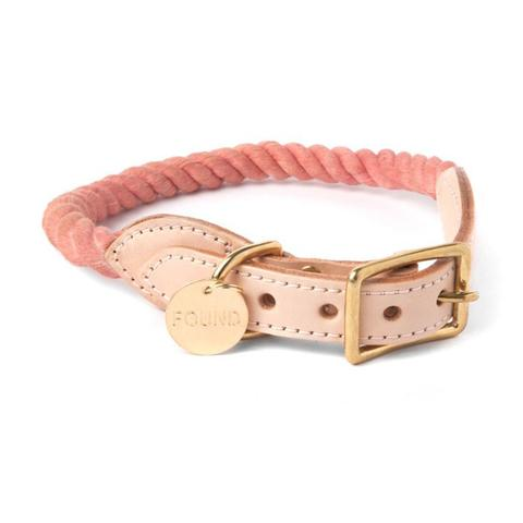 Found My Animal: Blush Rope Collar