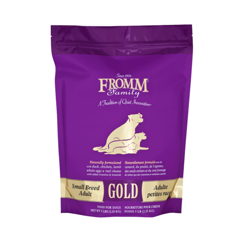 Fromm Gold Small Breed Adult Recipe Dry Dog Food